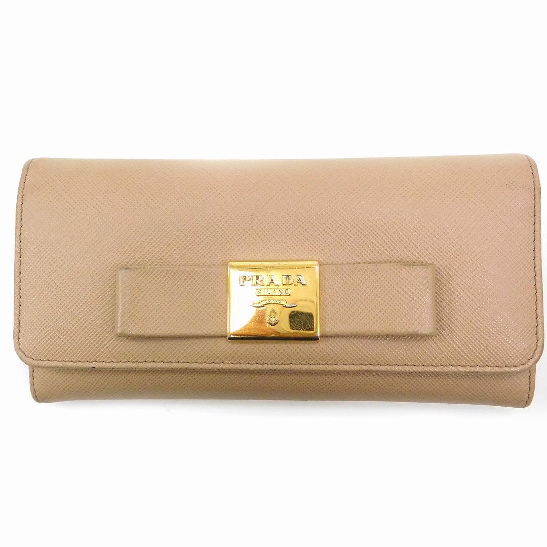 e392028b3401ca ... promo code for authentic prada long wallet beige x16497 e659a e4f51 ...